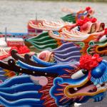 Về Cát Bà xem lễ hội đua thuyền hàng năm