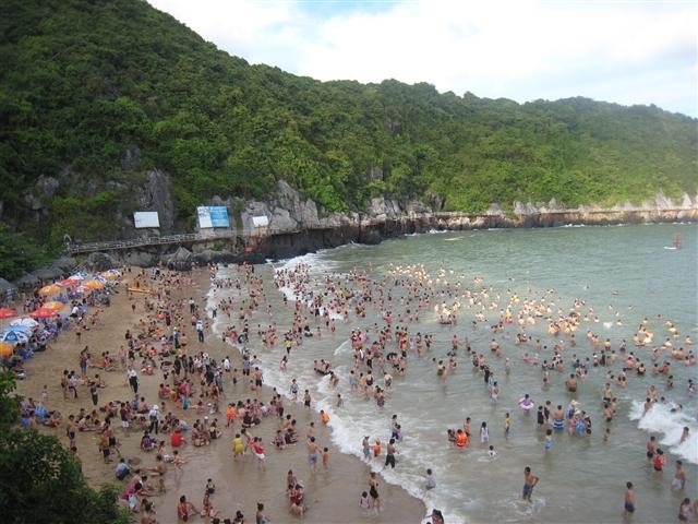 Bãi biển Cát Cò