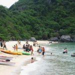 Du lịch đảo Khỉ hè 2015