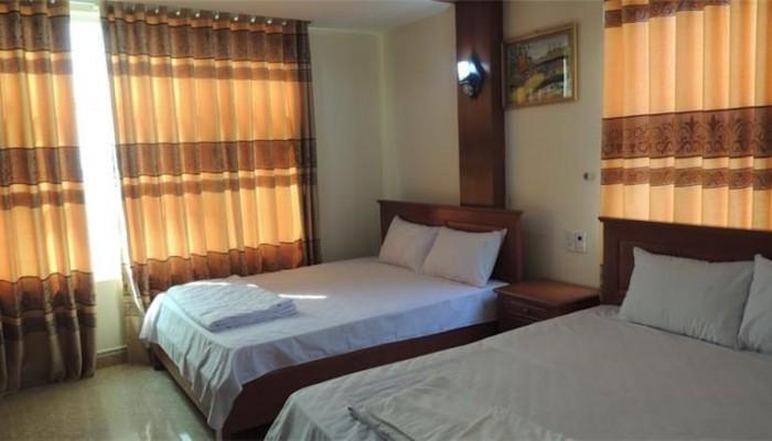 Phòng khách sạn Mỹ Ngọc