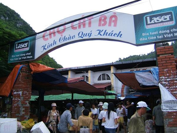 Chợ Cát Bà