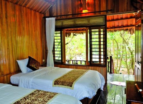Phòng nghỉ tuyệt vời với không gian mở