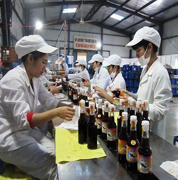 Quy trình sản xuất đảm bảo tiêu chuẩn quốc tế