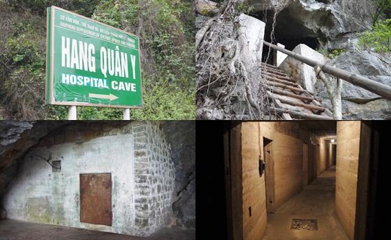 Bệnh viện Quân y trong lòng núi Cát Bà