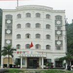 Kiến trúc độc đáo của khách sạn Cát Bà Plaza