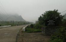 Khu vực hang Quân Y